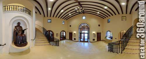 St. Thomas Hall Lobby