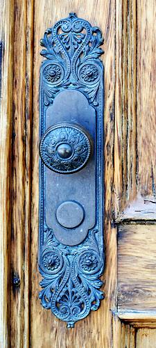 Artistic doorknobs