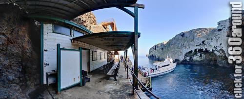 Anacapa Island Landing