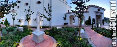 chapel side
