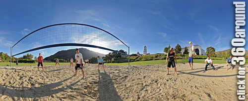 rackphoto panoramas volleyball